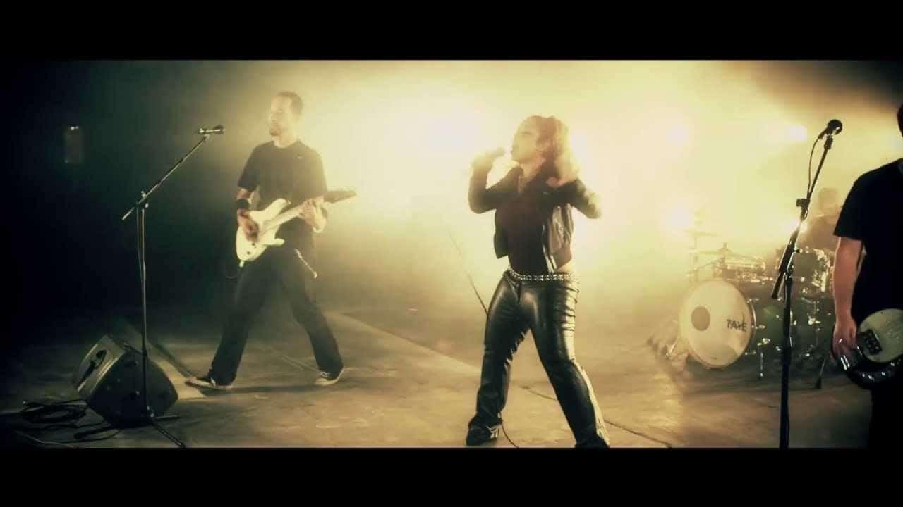 Fire Away music video by Static Era